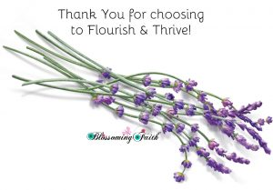 Flourish & Thrive!
